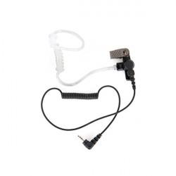 Hytera ørehøyttaler 2,5 mm. Secret service EAS03