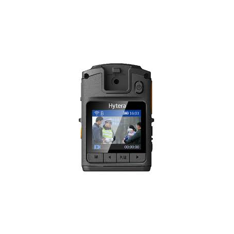 Hytera bodycam/trådløs videomikrofon VM550D 16 GB