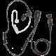 Hytera hodesett secret service til PD6-/X1-serien EAN22