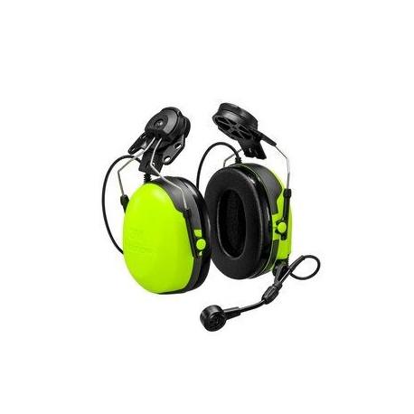 Peltor CH-3 headset m/hjelmfeste uten PTT