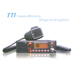 Danita/TTI TCB-1100 WT-40 kanaler mobilstasjon 27 MHz walkie talkie