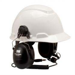 Peltor hodesett std m/hjelmfeste og høy demping nexus