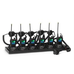 Zodiac laderack 6 stk radio og 6 stk batteri til Team Pro+/Safe/Proline+