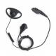 Hytera hodesett m/ørebøyle og PTT til PD7/9- serien EHN12