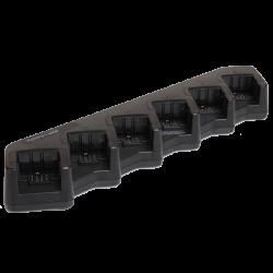 Hytera strømforsyner med 6 ladeplasser til X1e/x1p PS7002