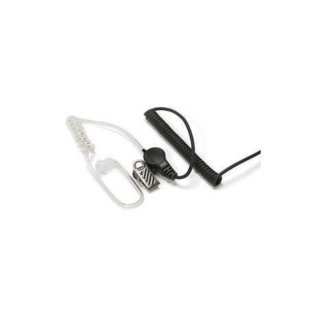 Zodiac ørehøyttaler secret service til monofon 3.5 mm vinkel