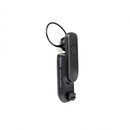 Hytera hodesett med trådløst adapter til PD6-serien /X1-serien ESW01-N2