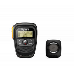 Hytera mikrofon trådløs til bruk sammen med MD-radioer SM27W1