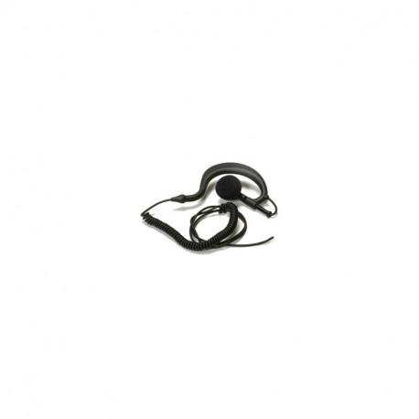 Zodiac ørehøyttaler m/halvbøyle 3.5 mm vinkelplugg
