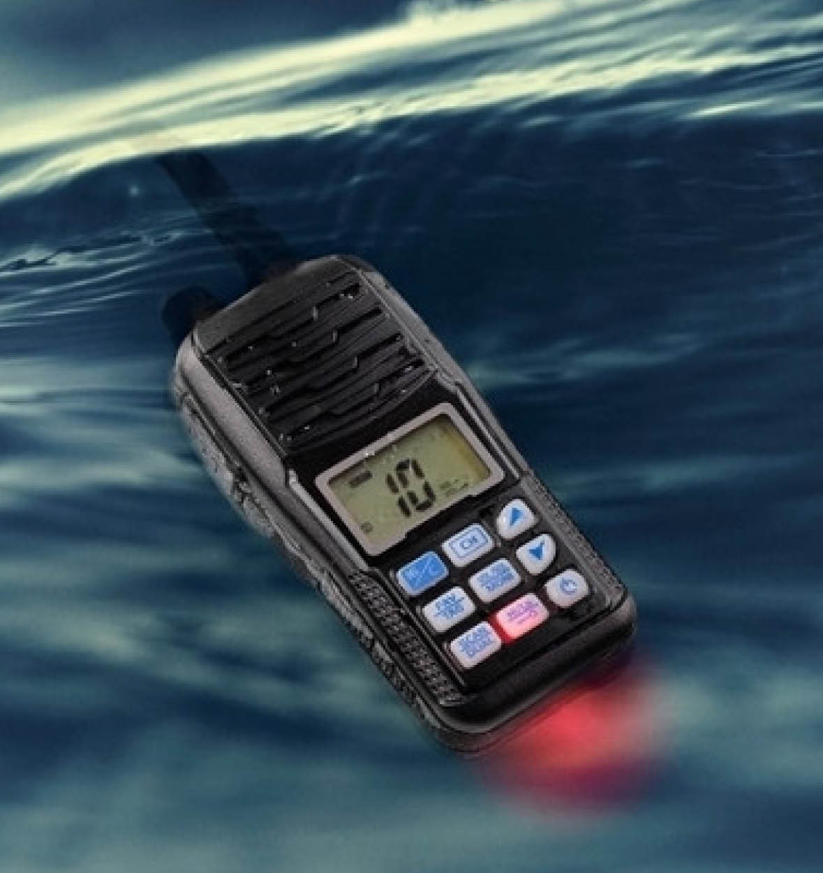 Zodiac maritime radioer
